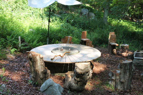 cedar-picnic-table